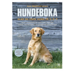 HUNDEBOKA – happy and obedient dog of 1-2-3, discounted 10%